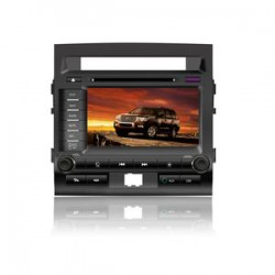 Штатная магнитола для Toyota Land Cruiser 200 WINCA 8960/mydean 1060/3060/ ms-me 1046/daystar ds-7078HD