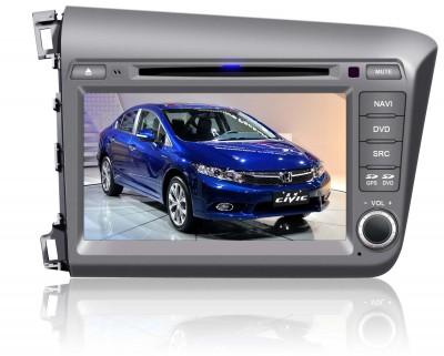 Штатная магнитола для Honda Civic new 2012+ WINCA A132/A113/DS-7072HD/ Witson W2-C132/Phantom DV-1132