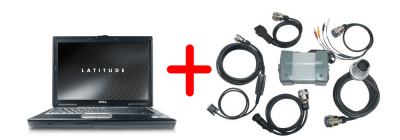 Акция! MB Star Diagnosis C3 + Dell Latitude 630