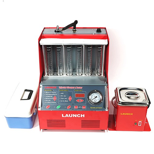 Оборудование для промывки форсунок